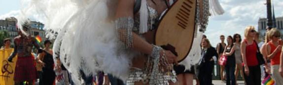 Paryska Gay Pride z Lizą Minnelli