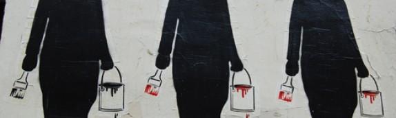 Sztuka ulicy w piątej dzielnicy